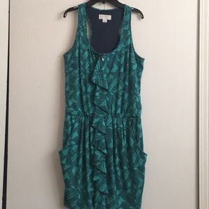 Jessica Simpson Knee High Dress Medium